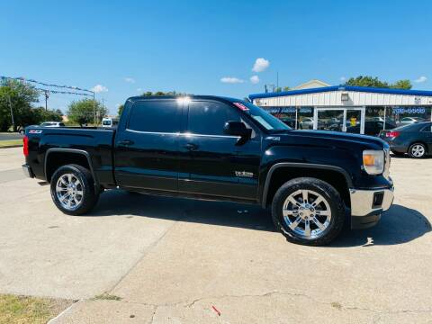 2015 GMC Sierra 1500 for sale at Pioneer Auto in Ponca City OK