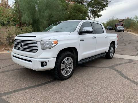 2015 Toyota Tundra for sale at BUY RIGHT AUTO SALES in Phoenix AZ