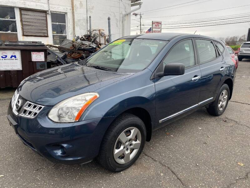 2013 Nissan Rogue for sale at East Windsor Auto in East Windsor CT