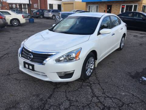 2014 Nissan Altima for sale at Payless Auto Sales LLC in Cleveland OH
