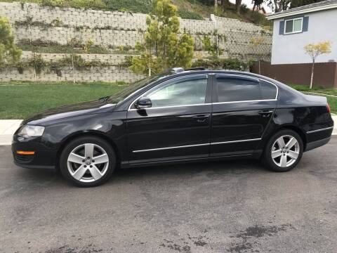 2008 Volkswagen Passat for sale at CALIFORNIA AUTO GROUP in San Diego CA