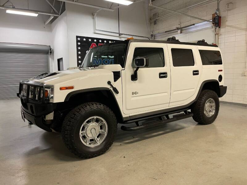 2003 HUMMER H2 for sale at Arizona Specialty Motors in Tempe AZ