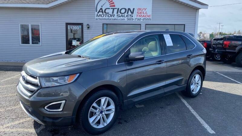 2016 Ford Edge for sale at Action Motor Sales in Gaylord MI