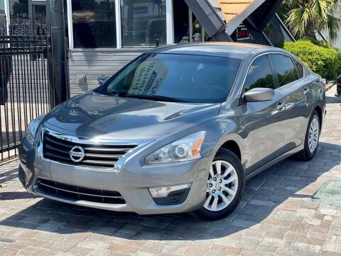 2015 Nissan Altima for sale at Unique Motors of Tampa in Tampa FL