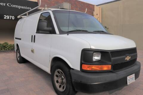 2012 Chevrolet Express Cargo for sale at Newport Motor Cars llc in Costa Mesa CA