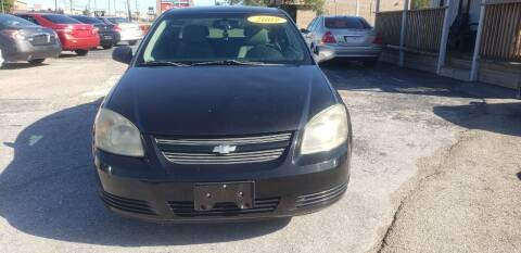 2009 Chevrolet Cobalt for sale at Anthony's Auto Sales of Texas, LLC in La Porte TX