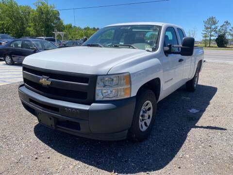 2011 Chevrolet Silverado 1500 for sale at Complete Auto Credit in Moyock NC