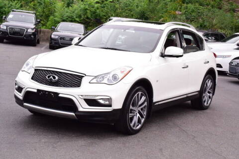 2017 Infiniti QX50 for sale at Automall Collection in Peabody MA