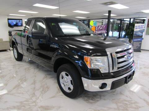 2012 Ford F-150 for sale at Dealer One Auto Credit in Oklahoma City OK