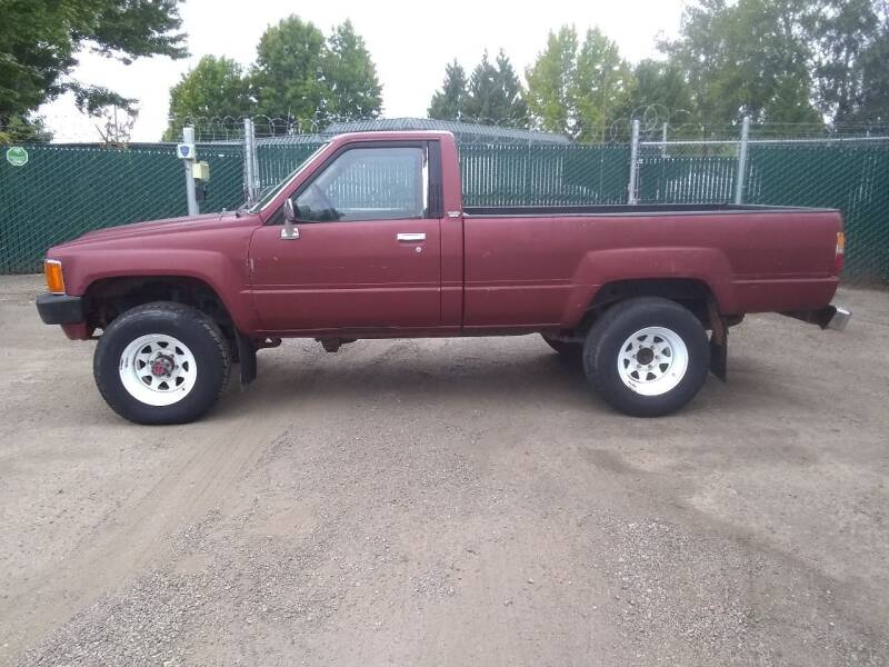 1984 Toyota Pickup for sale at Car Guys in Kent WA