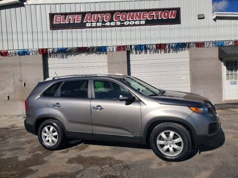 2012 Kia Sorento for sale at Elite Auto Connection in Conover NC