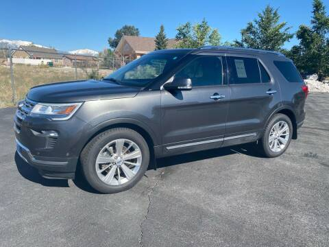 2019 Ford Explorer for sale at Salida Auto Sales in Salida CO