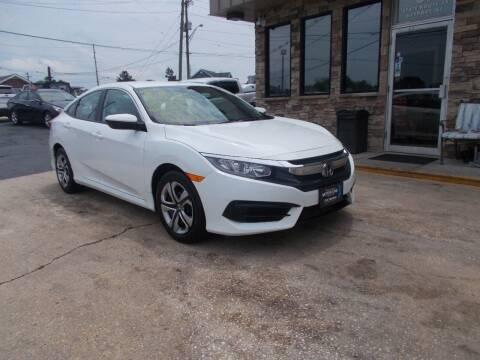 2016 Honda Civic for sale at Preferred Motor Cars of New Jersey in Keyport NJ