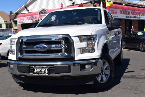 2017 Ford F-150 for sale at Foreign Auto Imports in Irvington NJ