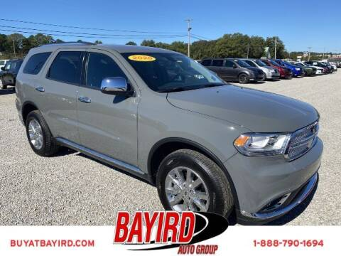 2020 Dodge Durango for sale at Bayird Truck Center in Paragould AR