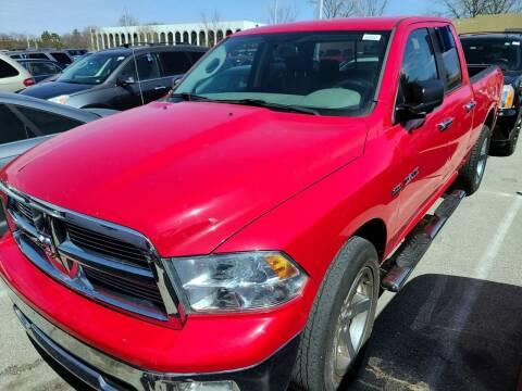 2010 Dodge Ram Pickup 1500 for sale at Sarpy County Motors in Springfield NE