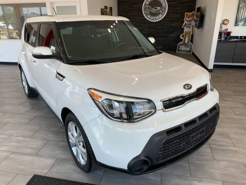2014 Kia Soul for sale at Evolution Autos in Whiteland IN
