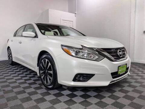 2018 Nissan Altima for sale at Sunset Auto Wholesale in Tacoma WA