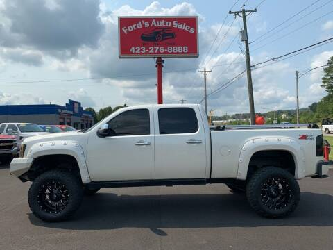 2011 GMC Sierra 2500HD for sale at Ford's Auto Sales in Kingsport TN
