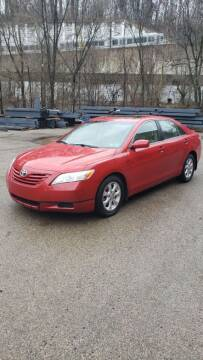 2009 Toyota Camry for sale at Seran Auto Sales LLC in Pittsburgh PA