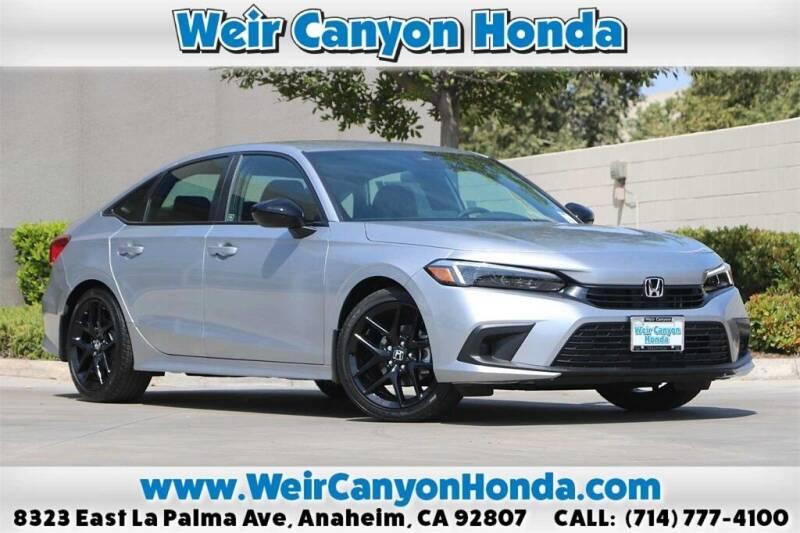 2022 Honda Civic for sale in Anaheim, CA
