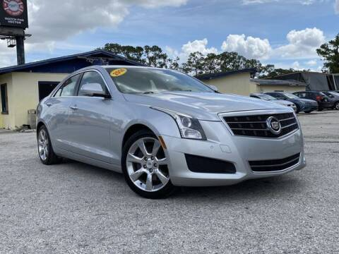 2014 Cadillac ATS for sale at AUTOPARK AUTO SALES in Orlando FL