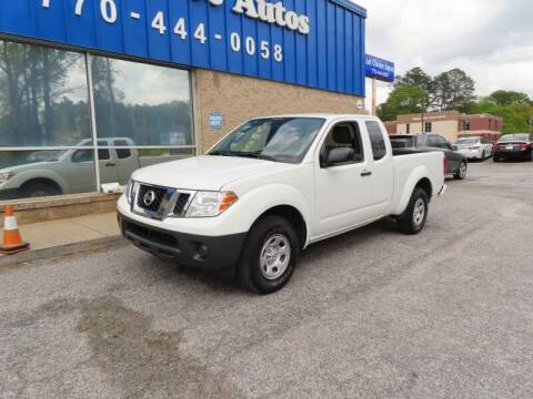 2017 Nissan Frontier for sale at 1st Choice Autos in Smyrna GA