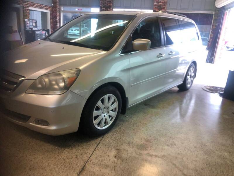 2007 Honda Odyssey for sale at Bavarian motor Group LLC in Dothan AL