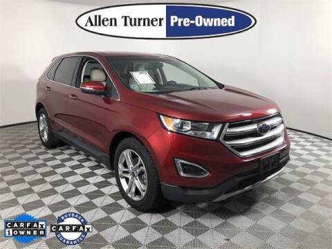 2015 Ford Edge for sale at Allen Turner Hyundai in Pensacola FL