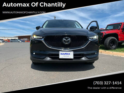 2018 Mazda CX-5 for sale at Automax of Chantilly in Chantilly VA