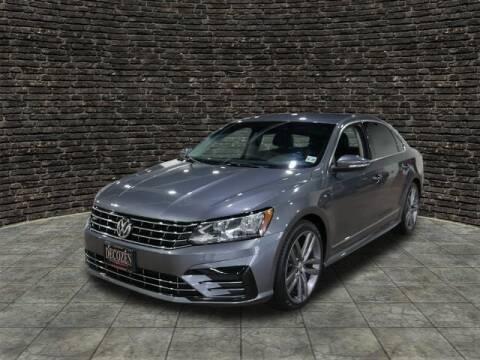 2017 Volkswagen Passat for sale at Montclair Motor Car in Montclair NJ