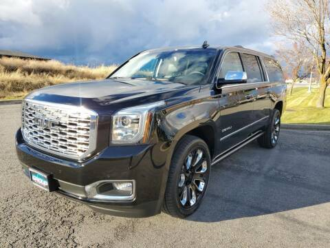 2019 GMC Yukon XL for sale at Group Wholesale, Inc in Post Falls ID