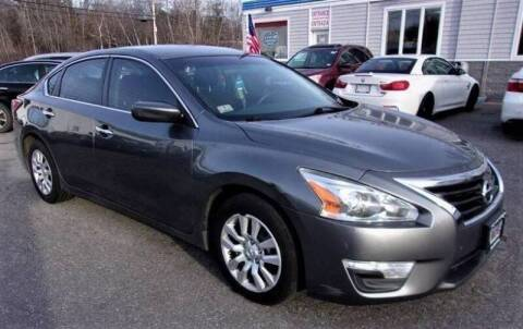 2014 Nissan Altima for sale at Top Line Import in Haverhill MA