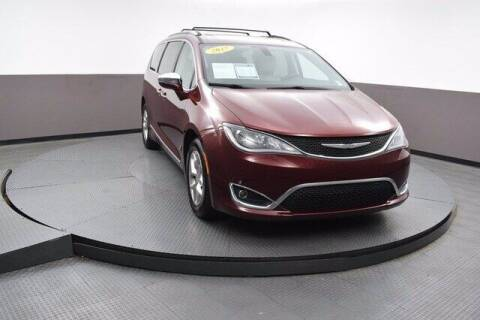 2017 Chrysler Pacifica for sale at Hickory Used Car Superstore in Hickory NC