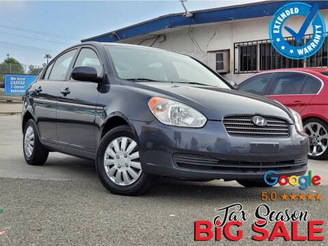 2011 Hyundai Accent for sale at Gold Coast Motors in Lemon Grove CA
