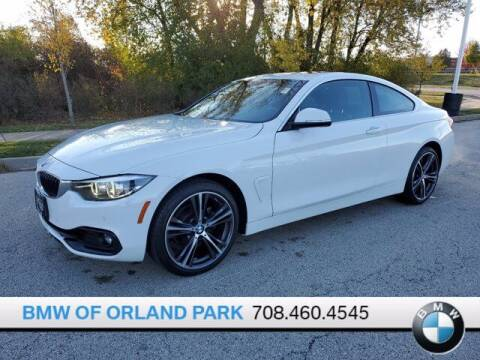 2019 BMW 4 Series for sale at BMW OF ORLAND PARK in Orland Park IL