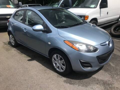 2013 Mazda MAZDA2 for sale at Chuck Wise Motors in Portland OR