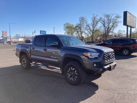 2020 Toyota Tacoma for sale at Belcastro Motors in Grand Junction CO