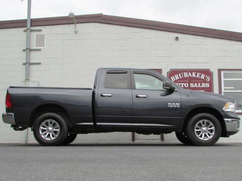 2014 RAM Ram Pickup 1500 for sale at Brubakers Auto Sales in Myerstown PA