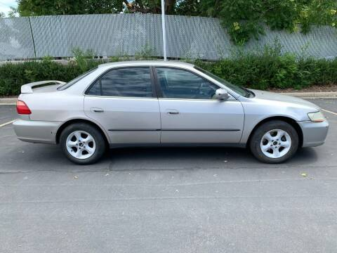 1998 Honda Accord for sale at BITTON'S AUTO SALES in Ogden UT