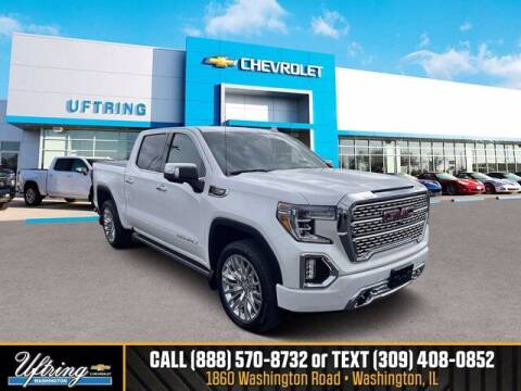 2019 GMC Sierra 1500 for sale at Gary Uftring's Used Car Outlet in Washington IL