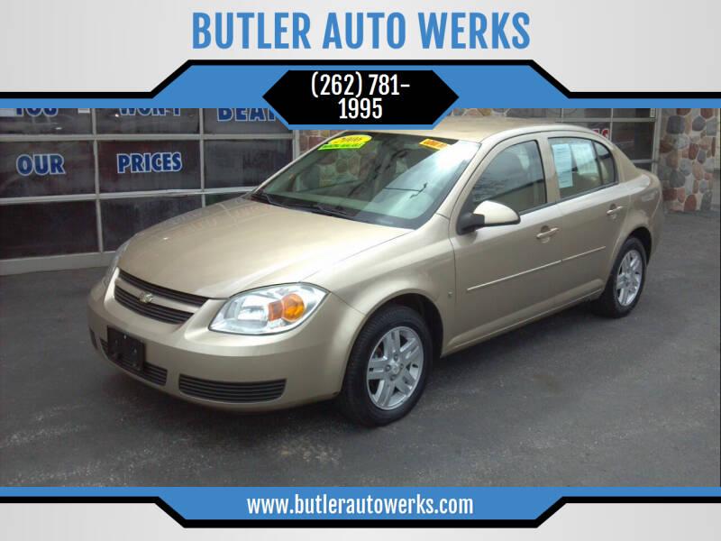 2006 Chevrolet Cobalt for sale at BUTLER AUTO WERKS in Butler WI