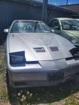 1986 Pontiac Firebird for sale at PB&J Auto in Cheyenne WY