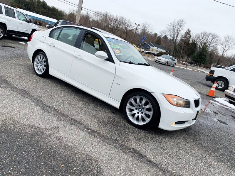2007 BMW 3 Series for sale at New Wave Auto of Vineland in Vineland NJ