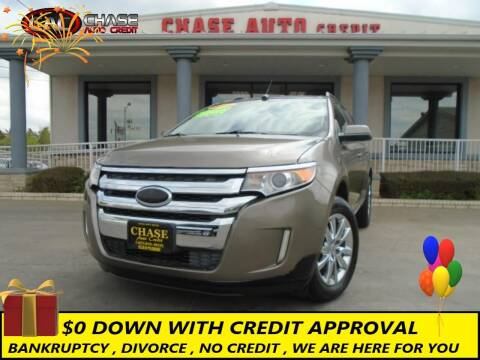 2013 Ford Edge for sale at Chase Auto Credit in Oklahoma City OK