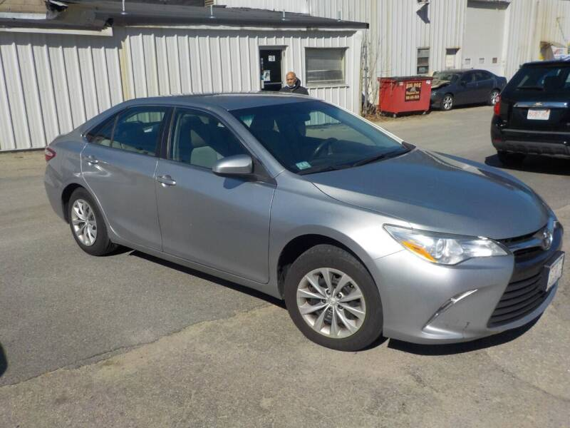 2016 Toyota Camry for sale in Attleboro, MA