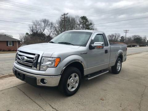 2011 Ford F-150 for sale at E Motors LLC in Anderson SC