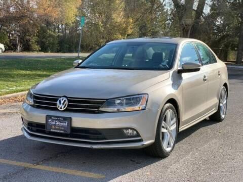 2015 Volkswagen Jetta for sale at A.I. Monroe Auto Sales in Bountiful UT