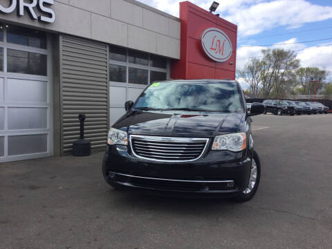 2014 Chrysler Town and Country for sale at Legend Motors of Waterford - Legend Motors of Detroit in Detroit MI