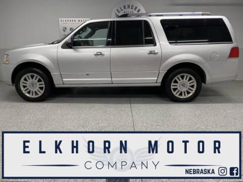 2011 Lincoln Navigator L for sale at Elkhorn Motor Company in Waterloo NE